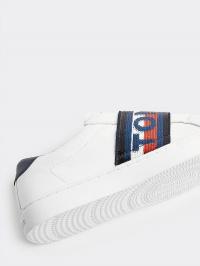 Кеди  для жінок Tommy Hilfiger GLITTER ELASTIC SLIP ON SNEAKE FW0FW04711-YBS ціна взуття, 2017