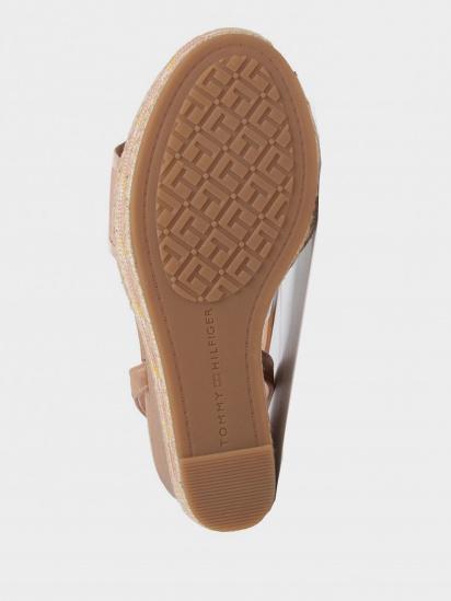 Босоніжки  для жінок Tommy Hilfiger FW0FW04780-TRK ціна взуття, 2017