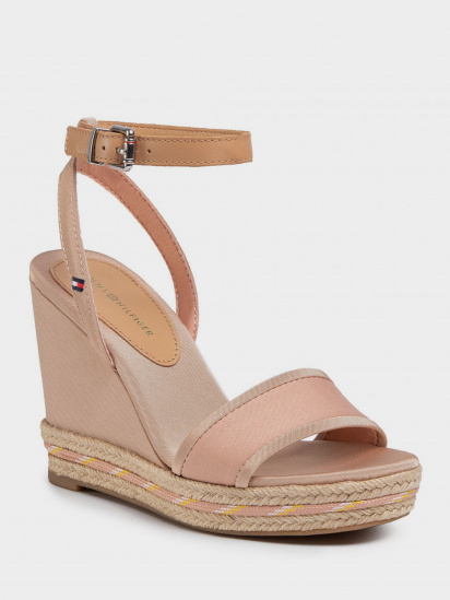 Босоніжки  для жінок Tommy Hilfiger FW0FW04780-TRK брендове взуття, 2017