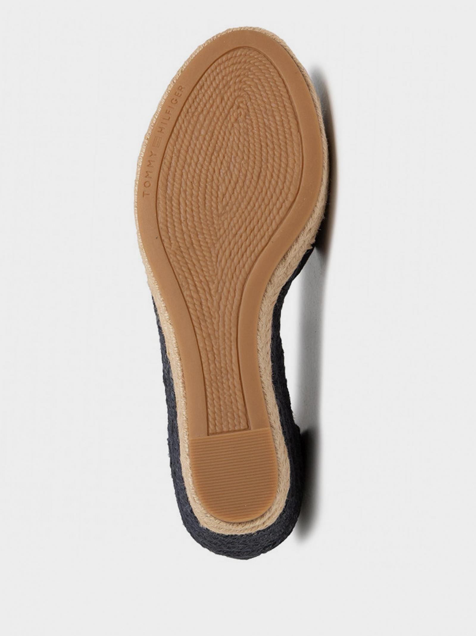 Босоніжки  для жінок Tommy Hilfiger FW0FW04785-DW5 ціна взуття, 2017