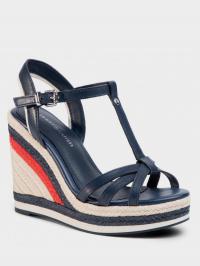 Босоніжки  для жінок Tommy Hilfiger FW0FW04839-DB9 брендове взуття, 2017