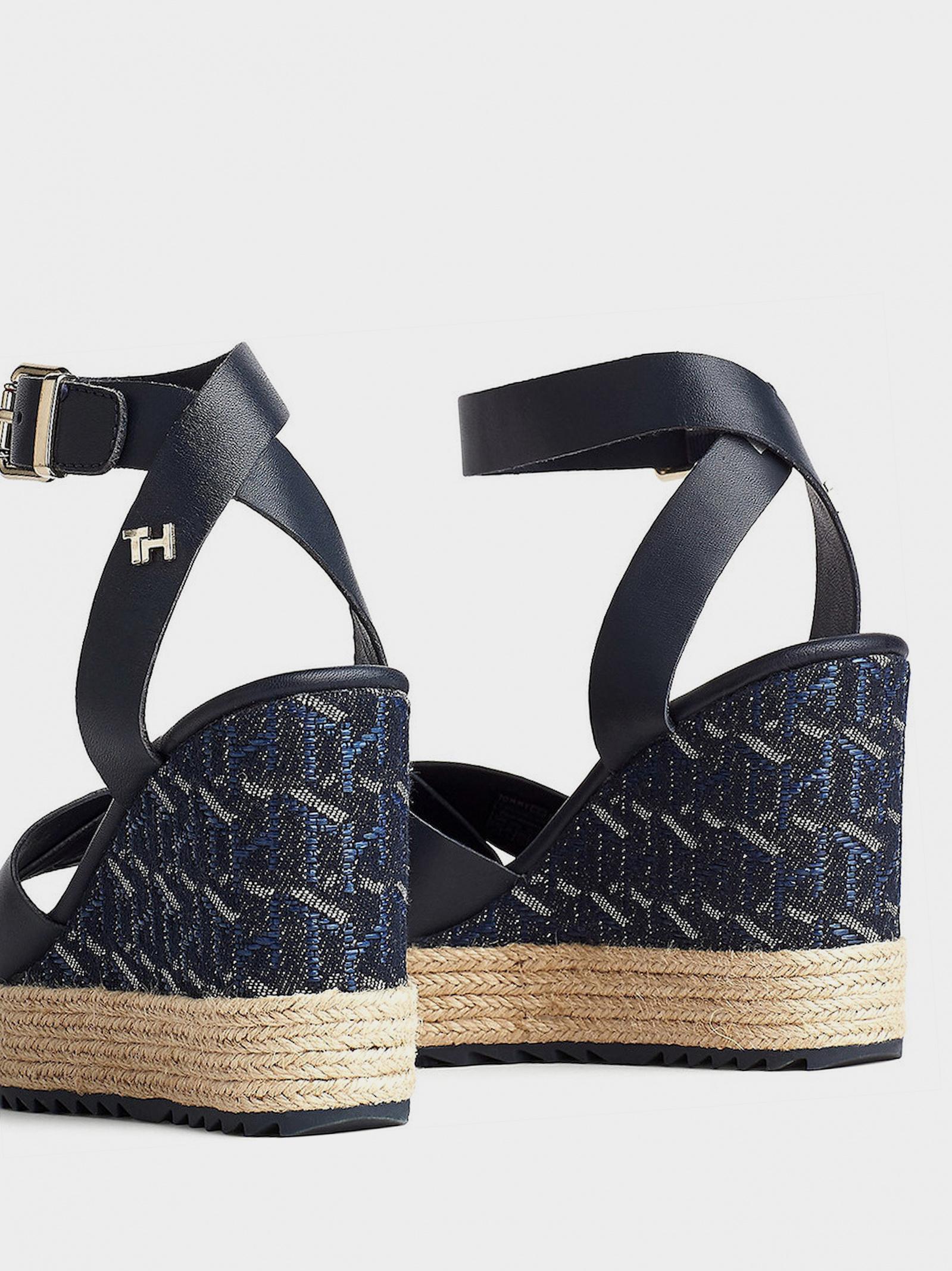 Босоніжки  для жінок Tommy Hilfiger FW0FW04842-DW5 купити, 2017
