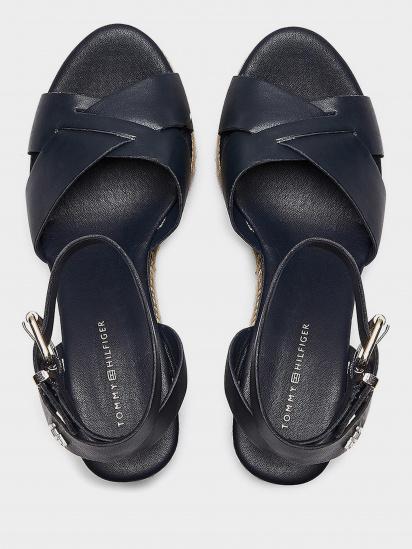 Босоніжки  для жінок Tommy Hilfiger FW0FW04842-DW5 купити в Iнтертоп, 2017