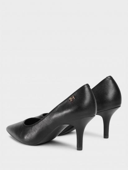 Туфлі-човники Tommy Hilfiger Essential модель FW0FW05247-BDS — фото 2 - INTERTOP