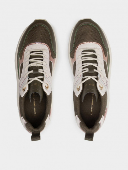 Кросівки для міста Tommy Hilfiger модель FW0FW05799-RBN — фото 4 - INTERTOP
