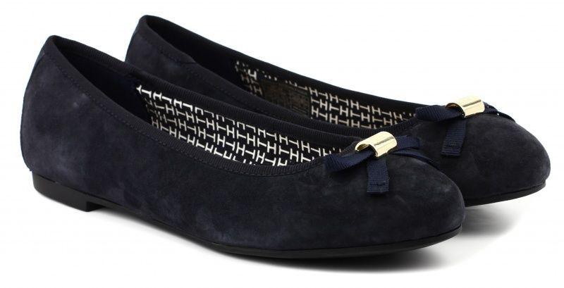 Балетки для женщин Tommy Hilfiger TD687 брендовая обувь, 2017