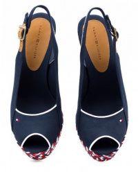 Босоножки женские Tommy Hilfiger TD703 купить обувь, 2017