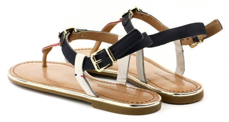 Сандалии женские Tommy Hilfiger TD708 брендовая обувь, 2017