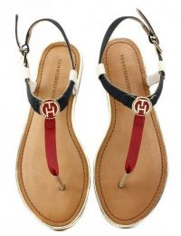 Сандалии женские Tommy Hilfiger TD708 размеры обуви, 2017