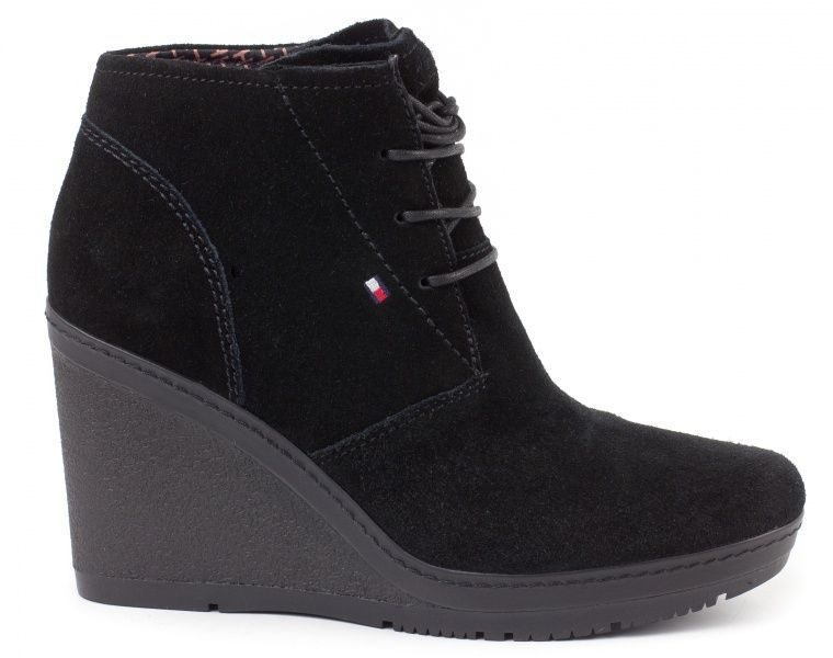 Ботинки для женщин Tommy Hilfiger TD749 цена обуви, 2017