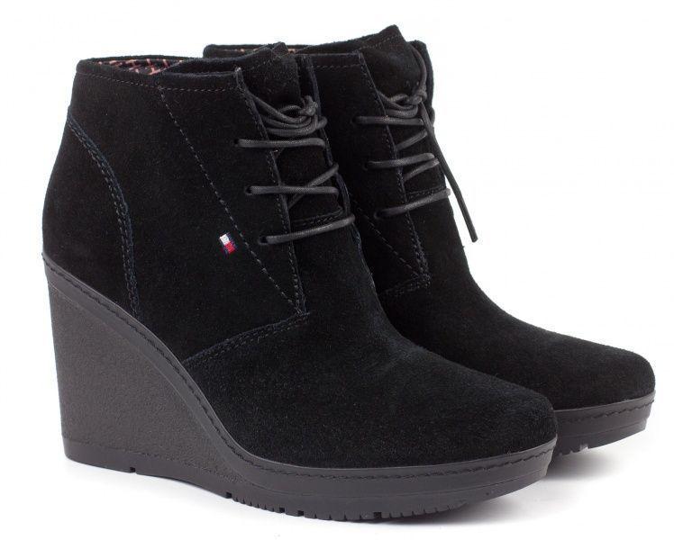 Ботинки для женщин Tommy Hilfiger TD749 брендовая обувь, 2017