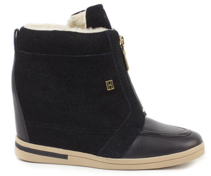 Ботинки для женщин Tommy Hilfiger TD756 цена обуви, 2017