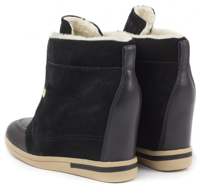 Ботинки для женщин Tommy Hilfiger TD756 примерка, 2017