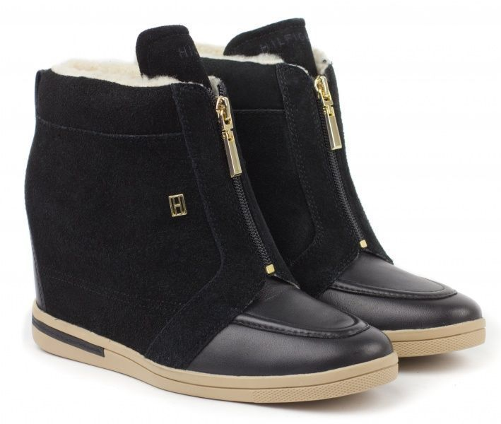 Ботинки для женщин Tommy Hilfiger TD756 брендовая обувь, 2017