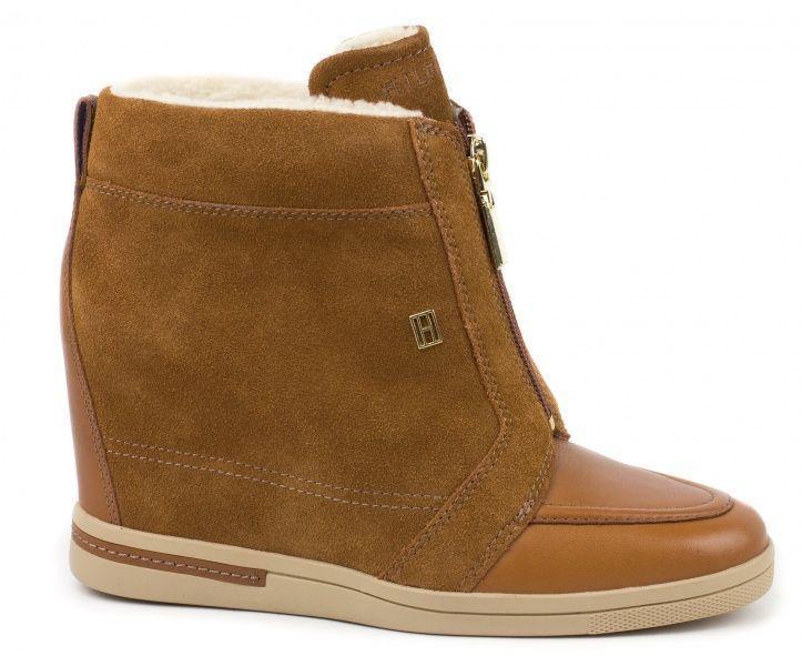 Ботинки для женщин Tommy Hilfiger TD757 цена обуви, 2017