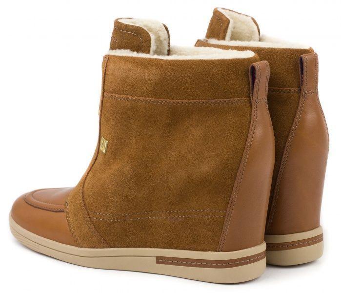 Ботинки для женщин Tommy Hilfiger TD757 примерка, 2017