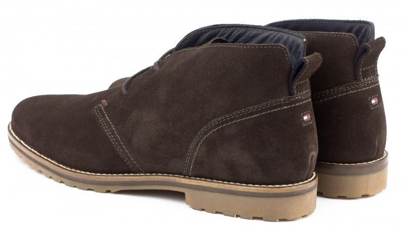 Ботинки для женщин Tommy Hilfiger TD768 примерка, 2017