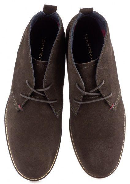 Tommy Hilfiger Ботинки  модель TD768 размерная сетка обуви, 2017