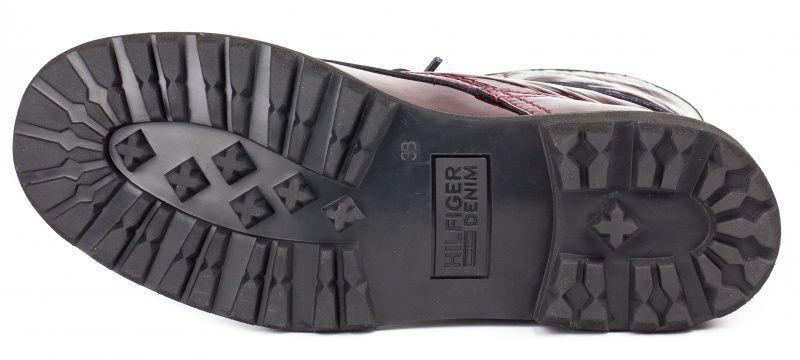 Tommy Hilfiger Ботинки  модель TD770 брендовая обувь, 2017