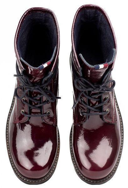 Tommy Hilfiger Ботинки  модель TD770 размерная сетка обуви, 2017