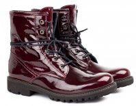женская обувь Tommy Hilfiger бордового цвета купить, 2017