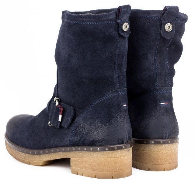 Ботинки для женщин Tommy Hilfiger TD771 примерка, 2017
