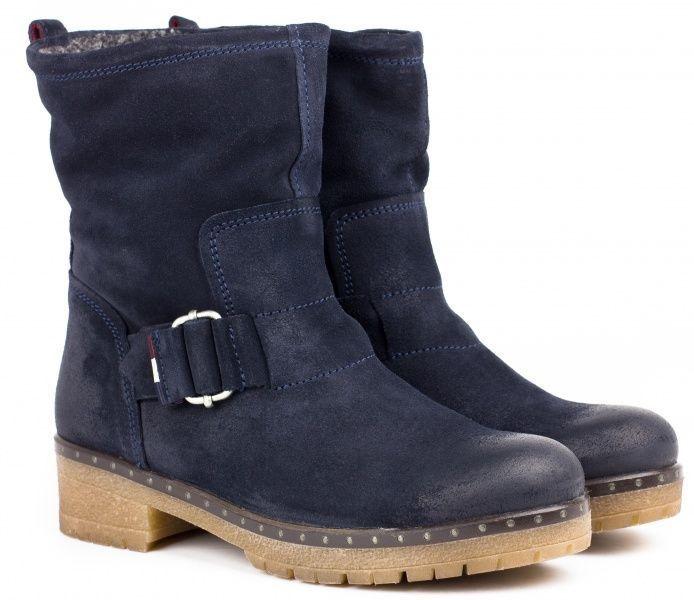 Ботинки для женщин Tommy Hilfiger TD771 брендовая обувь, 2017