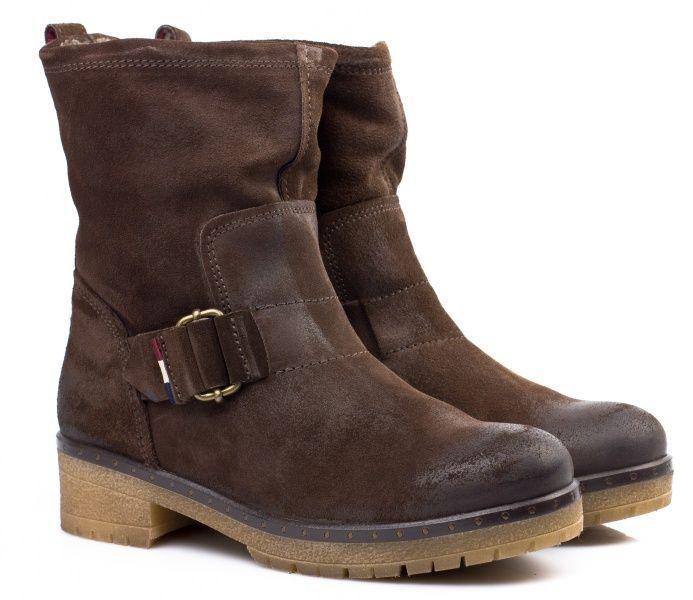 Ботинки для женщин Tommy Hilfiger TD772 брендовая обувь, 2017
