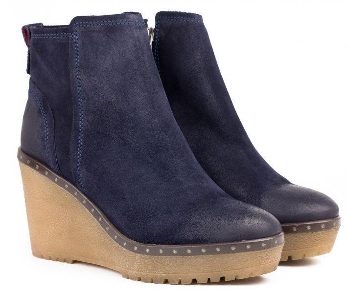 Ботинки для женщин Tommy Hilfiger TD774 брендовая обувь, 2017