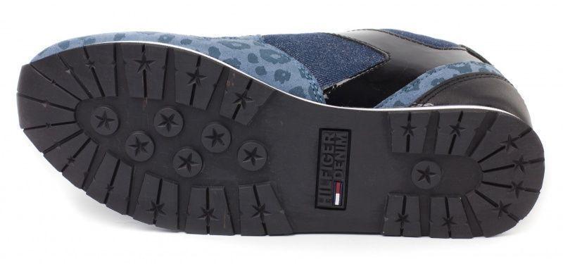 Tommy Hilfiger Кроссовки  модель TD779 размерная сетка обуви, 2017