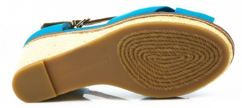 Tommy Hilfiger Босоножки  модель TD802 размерная сетка обуви, 2017