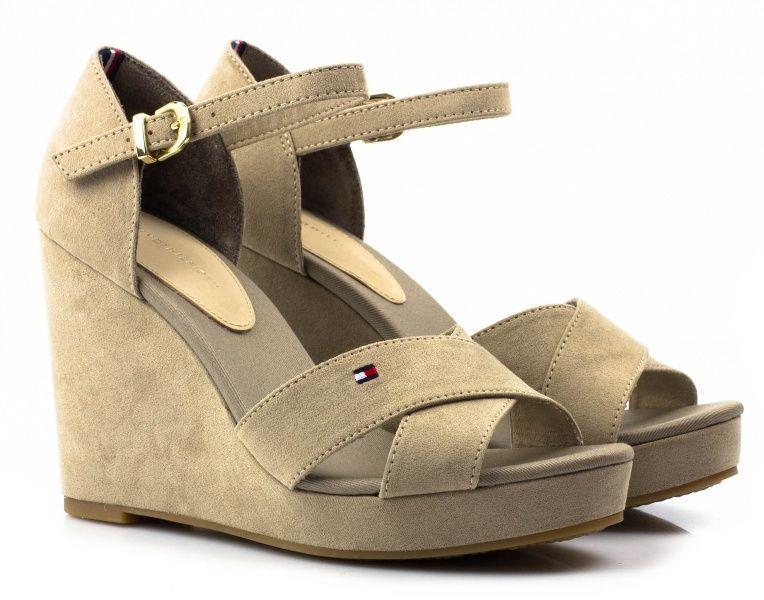 Босоножки для женщин Tommy Hilfiger TD804 размерная сетка обуви, 2017