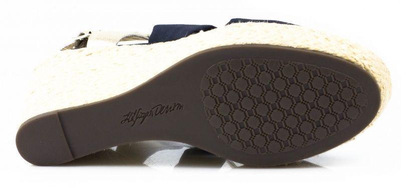 Tommy Hilfiger Босоножки  модель TD806 размерная сетка обуви, 2017