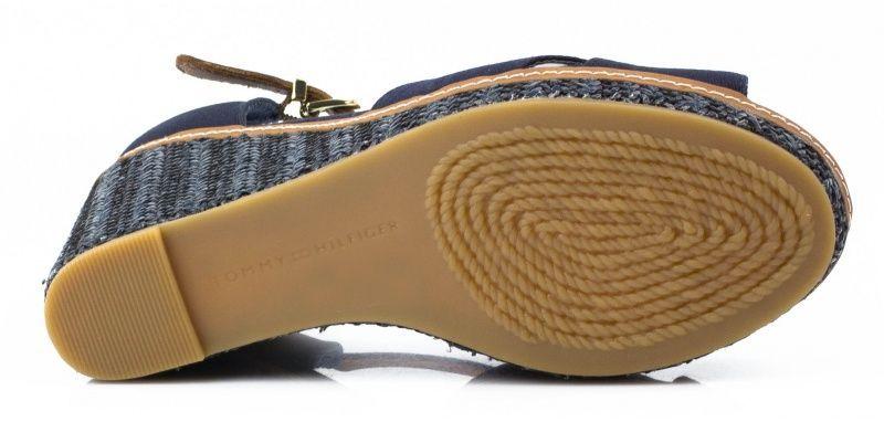 Tommy Hilfiger Босоножки  модель TD807 размерная сетка обуви, 2017