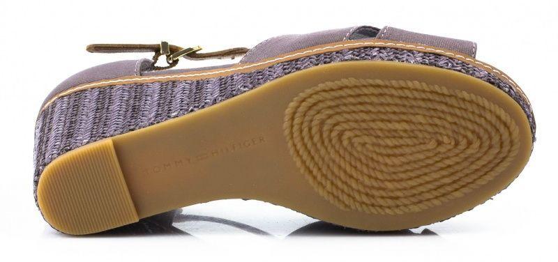 Tommy Hilfiger Босоножки  модель TD809 размерная сетка обуви, 2017