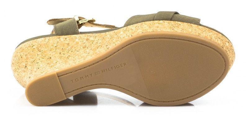 Tommy Hilfiger Босоножки  модель TD811 размерная сетка обуви, 2017
