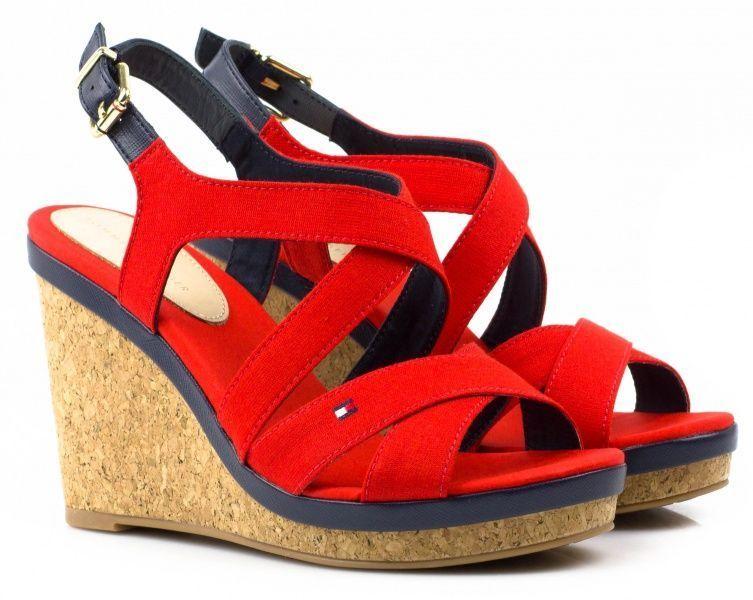 Босоножки для женщин Tommy Hilfiger TD812 размерная сетка обуви, 2017