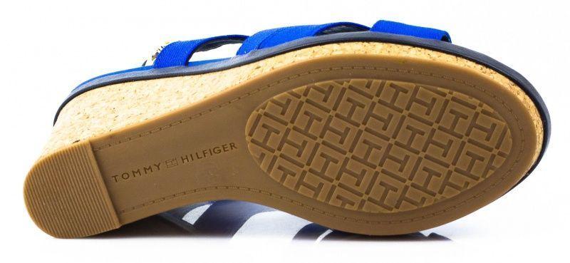 Босоножки женские Tommy Hilfiger TD813 брендовая обувь, 2017