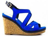 женская обувь Tommy Hilfiger голубу цвета, фото, intertop