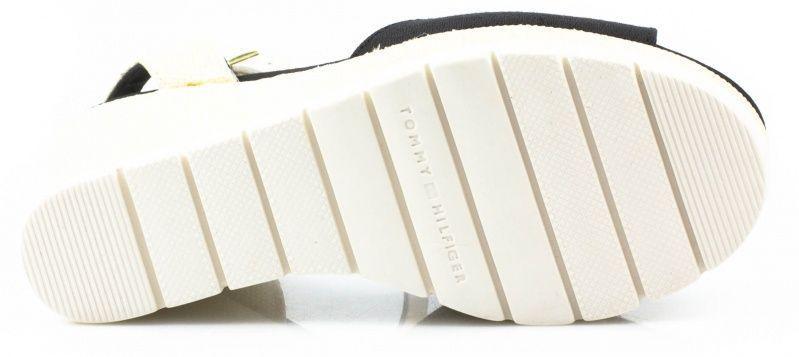 Босоніжки  жіночі Tommy Hilfiger FW56820747-990 фото, купити, 2017