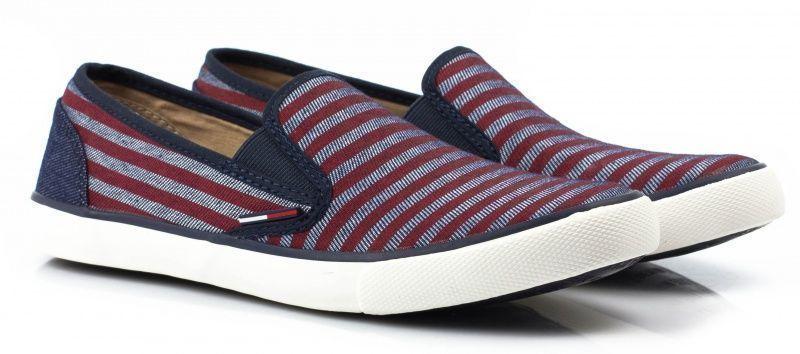 Cлипоны для женщин Tommy Hilfiger TD840 брендовая обувь, 2017