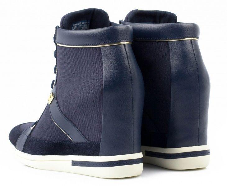 Ботинки для женщин Tommy Hilfiger TD866 примерка, 2017