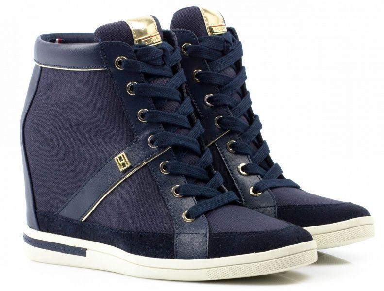 Ботинки для женщин Tommy Hilfiger TD866 брендовая обувь, 2017