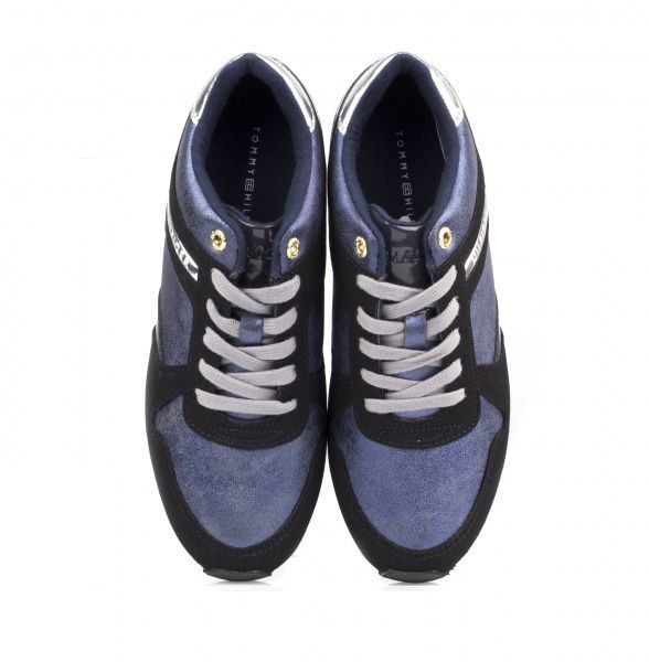 Tommy Hilfiger Ботинки  модель TD883 размерная сетка обуви, 2017