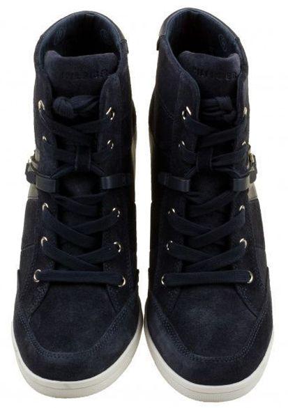 Ботинки для женщин Tommy Hilfiger TD887 примерка, 2017