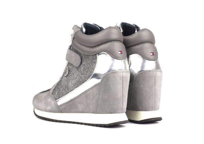 Ботинки для женщин Tommy Hilfiger TD890 примерка, 2017