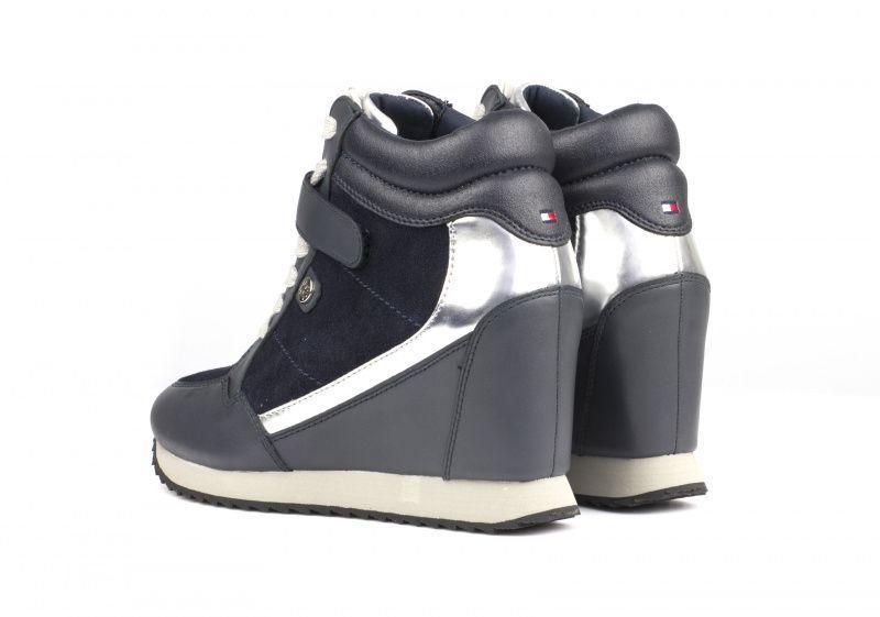 Ботинки для женщин Tommy Hilfiger TD891 примерка, 2017