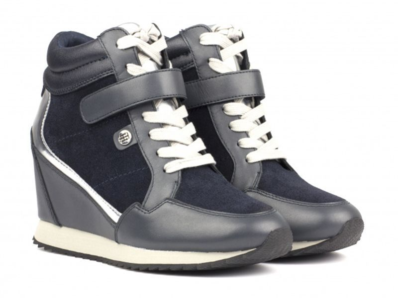 Ботинки для женщин Tommy Hilfiger TD891 брендовая обувь, 2017