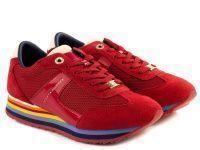женская обувь Tommy Hilfiger красного цвета , 2017