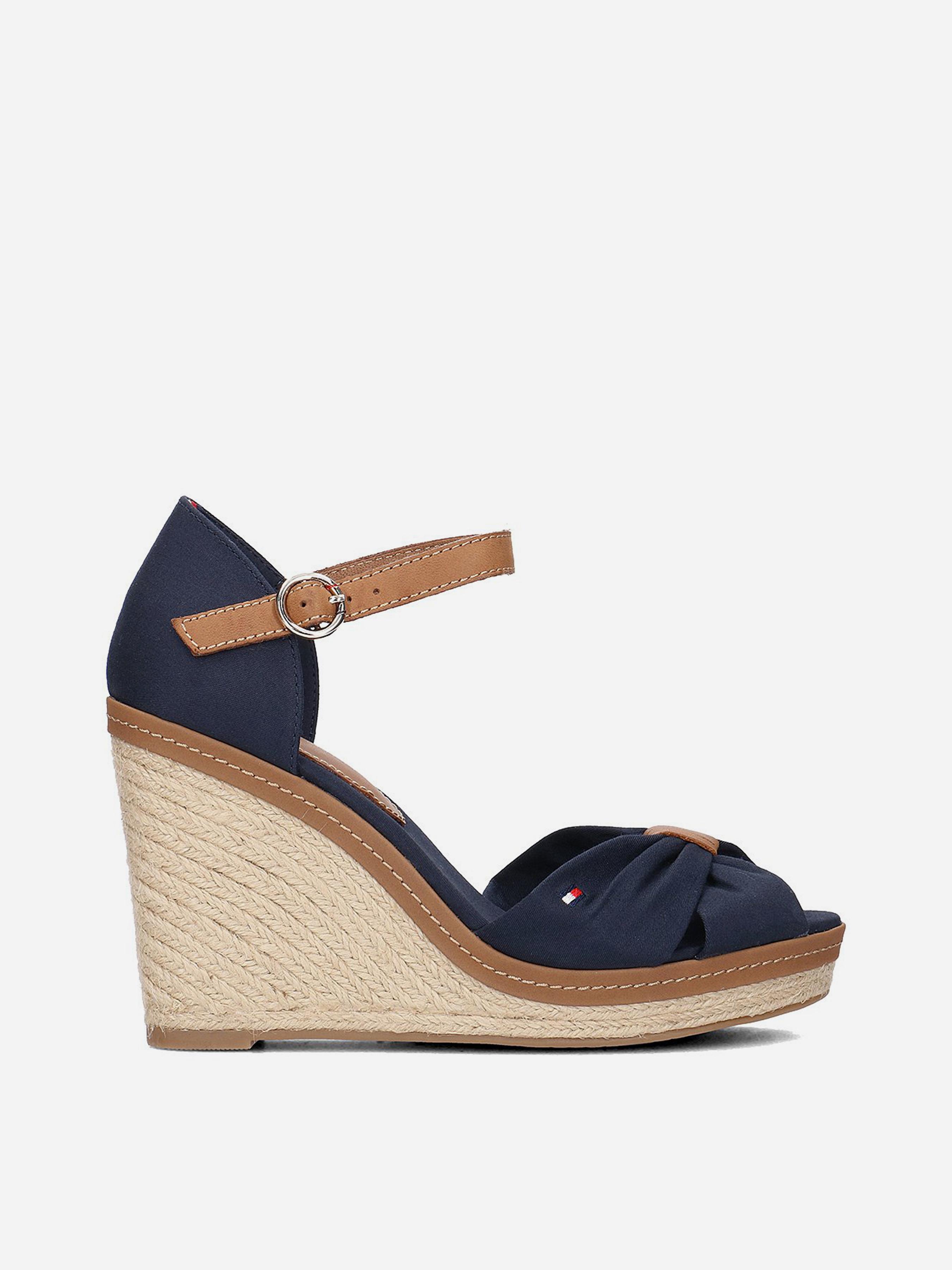 Босоножки женские Tommy Hilfiger TD945 модная обувь, 2017